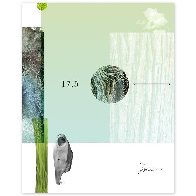 Song plant graphic / print  - art - markograf | ello