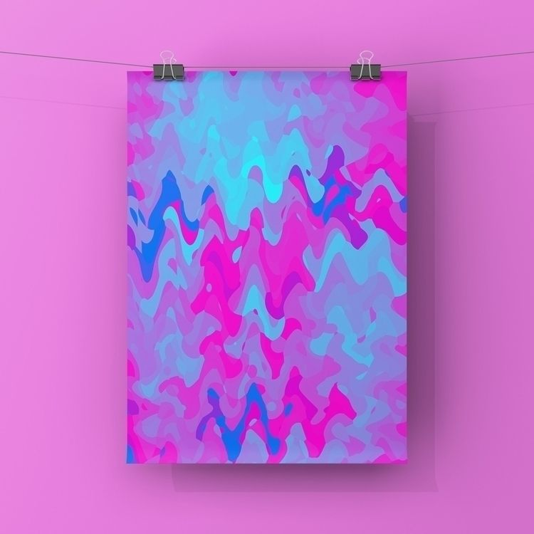 Camouflage Pattern - graphicdesign - aidanwogan | ello