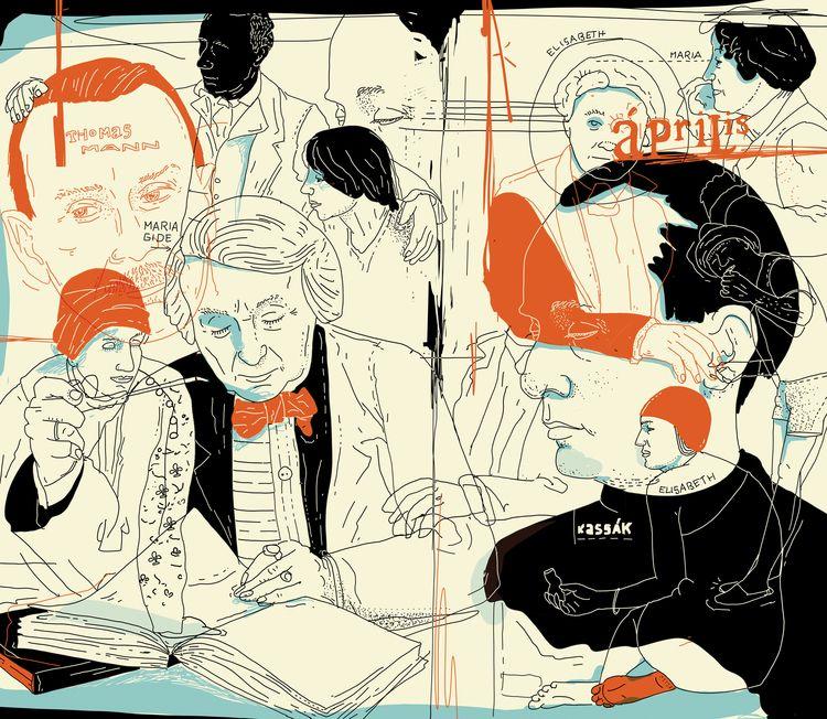 Book illustration Csonkamagyar  - zsoltvidak | ello