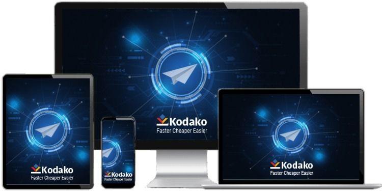 Email Marketing Kodako email ma - kodakostudio | ello
