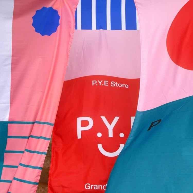 Flags P.Y.E