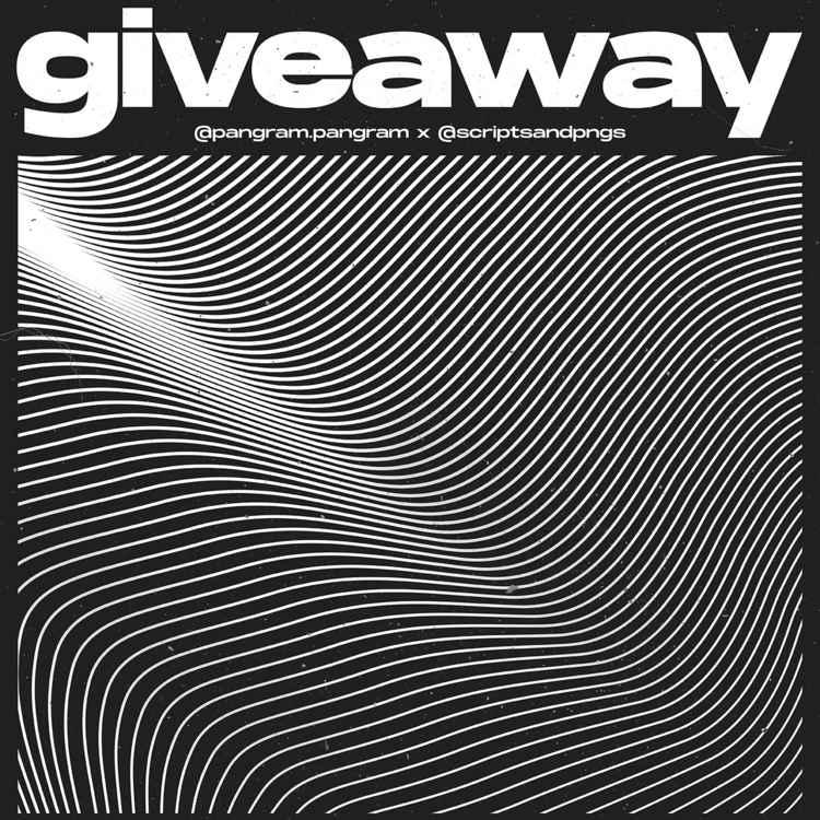 Font Giveaway