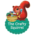 Morgan Wills (@thecraftysquirrel) Avatar
