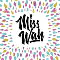 Miss Wah (@misswah) Avatar