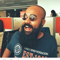Rajesh (@beardandbald) Avatar