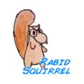 Ben Harvey / Rabid Squirrel (@baharv89) Avatar