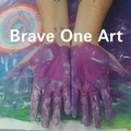 Jo-Anne Brave🎨Art Therapist  (@braveoneart) Avatar