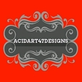 Angel D. Rivera (@acidart47designs) Avatar