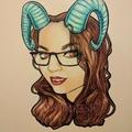 (@misswickedgoatart) Avatar