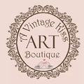 A Vintage Kiss Art Boutique (@avintagekiss) Avatar