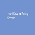 Top resume writing services 2017 (@resumewriting) Avatar