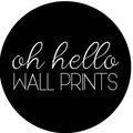 Oh Hello Wall Prints (@ohhellowallprints) Avatar