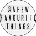 Charley  (@afewfavouritethings) Avatar