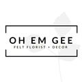 Oh Em Gee - Felt Florist + Decor (@ohemgeenz) Avatar