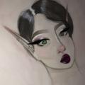 kierstyn (@kiesgayart) Avatar