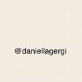 Daniella (@daniellagergi) Avatar