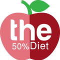 The 50% Diet (@50percentdiet) Avatar
