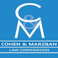Cohen and Marzban Law Corporation (@cohenmarzbanlaw) Avatar