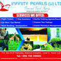 Gorilla trekking in Uganda, Book Safaris, flight t (@infinitypearlsultd) Avatar
