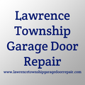 Lawrence Township Garage Door Repair (@lawrencetownship) Avatar