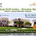 Godrej Properties Golf Links (@godrejpropertiesgolflinks) Avatar