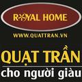 Quạt Trần Royal Home (@quattranroyal) Avatar