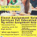 My Online Assignment Help (@myonlinassignmenthelp) Avatar