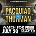 Pacquiao Vs Thurman Live Stream  (@rahia01) Avatar