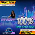 Agen Deposit Pulsa Terpercaya (@villaslots) Avatar