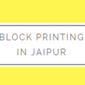 Block Printing In Ja (@blockprintinginjaipur) Avatar