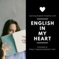 English In My Heart (@englishinmyheart) Avatar