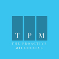 The Proactive Millennial (@theproactivemillennial) Avatar