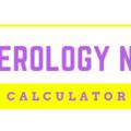 Numerology Name Calculator (@soulurgenumber) Avatar