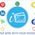 iCard Smart Business Cards (@icard) Avatar