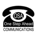 One Step Ahead Communications (@osacomms) Avatar
