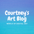 Courtney (@courtneysartblog) Avatar