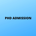 phd admission 2021 (@phdadmission2021) Avatar