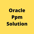 Oracle Ppm Solution (@oraclecloudservices1) Avatar