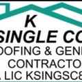 K Single Corp. - Quality Roofing Contractors (@ksinglecorpwa) Avatar