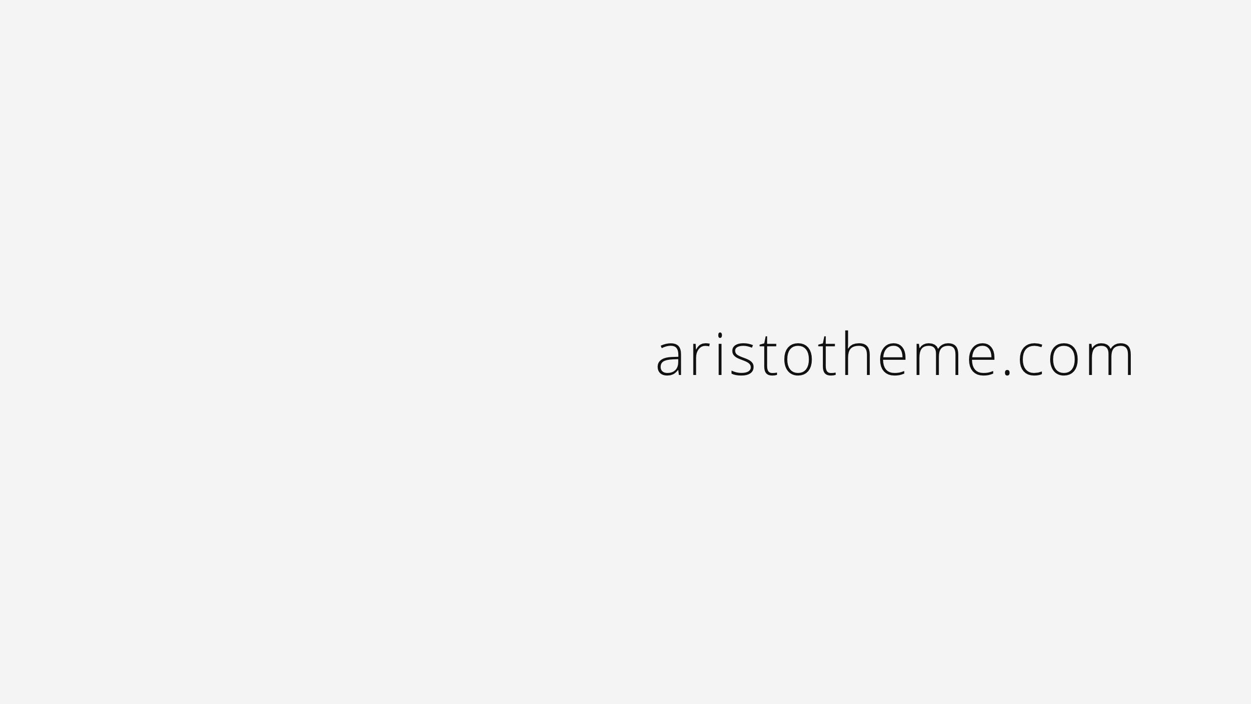 Ardi Levent Usta (@aristotheme) Cover Image