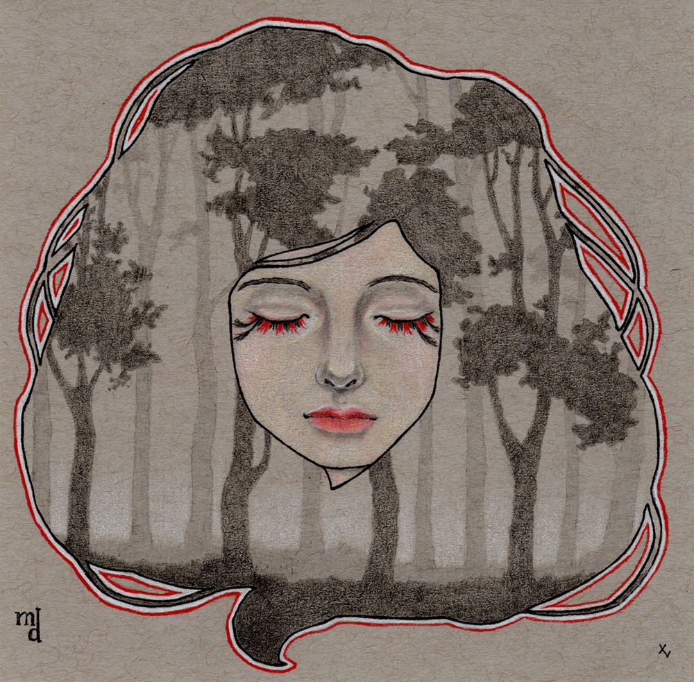 Melissa Davidson (@anomeli) Cover Image