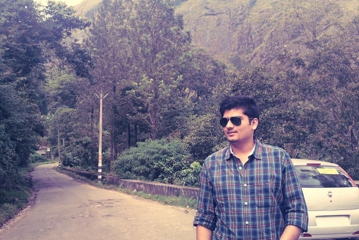 Ashish Jain (@ashishjain) Cover Image