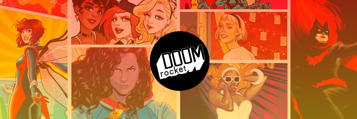 DoomRocket (@doomrocket) Cover Image