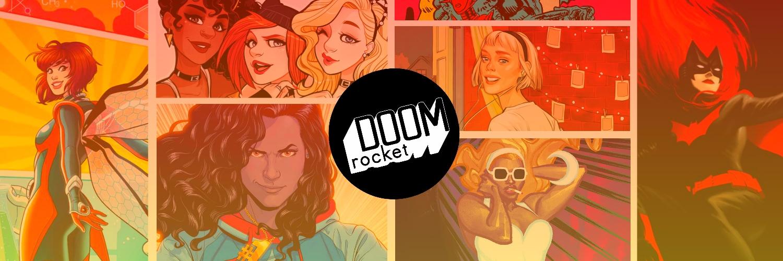 DoomRocket (@doomrocket) Cover Image