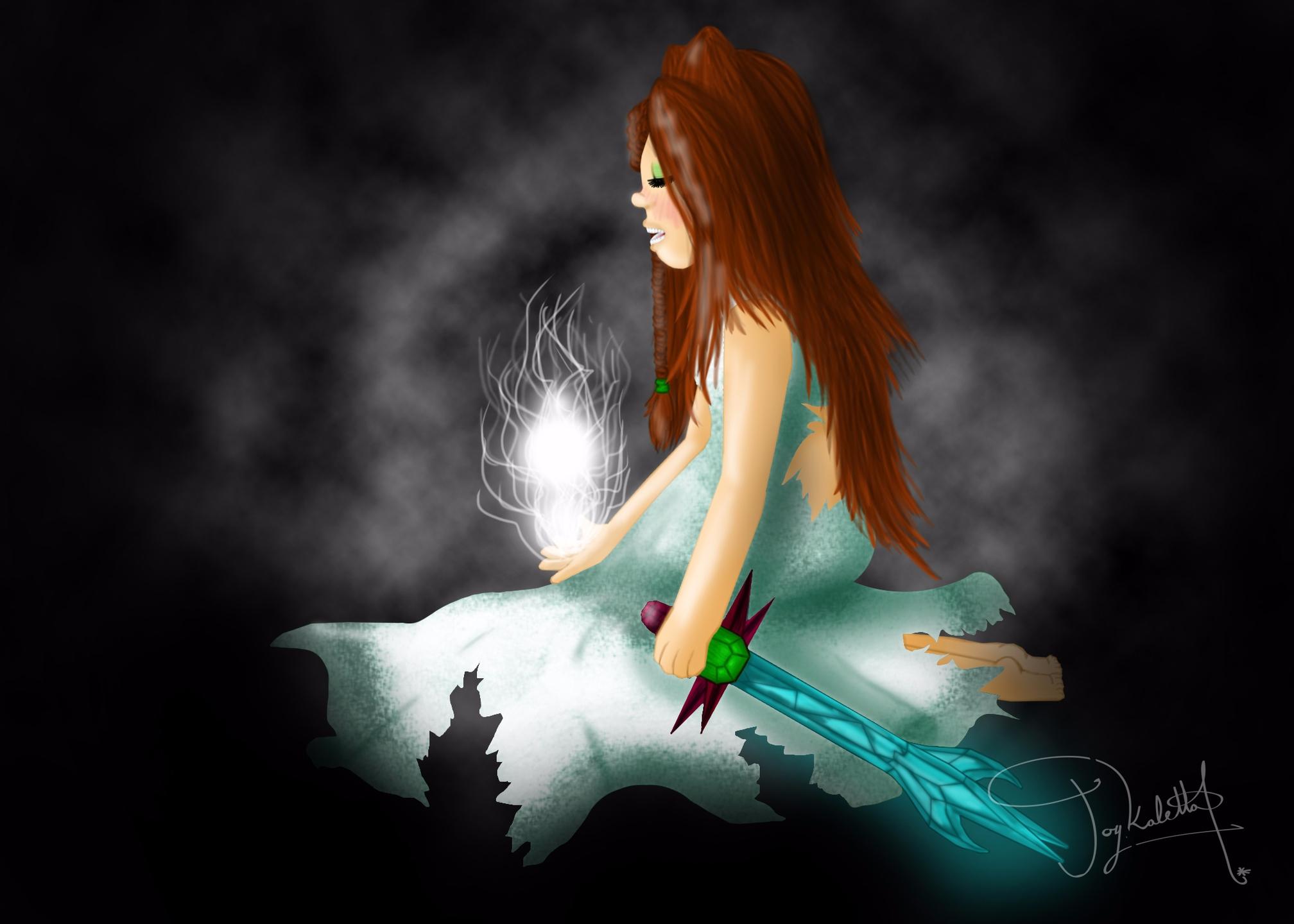 Joy Kaletta (@ferretjack) Cover Image