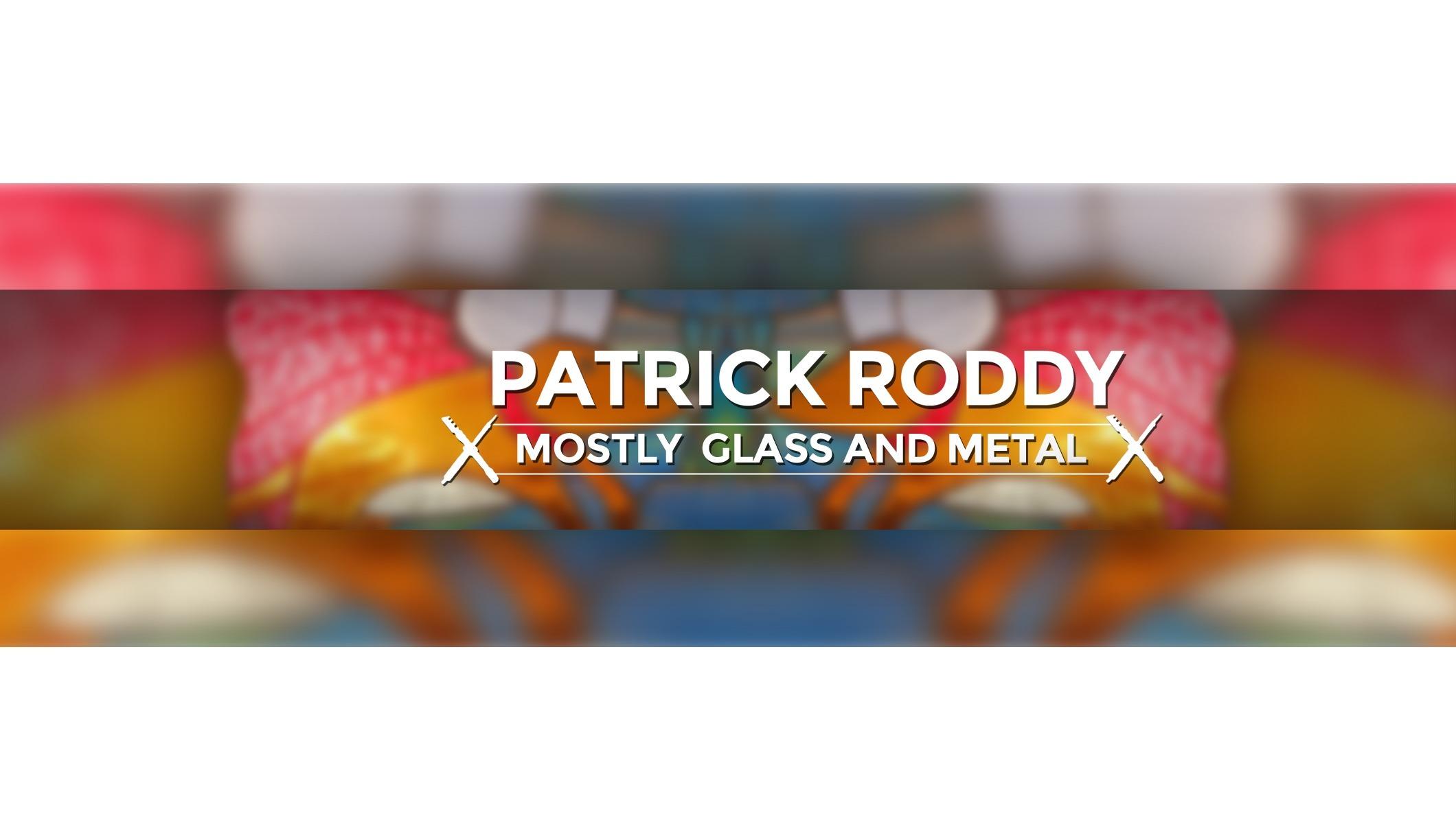 Patrick Roddy (@patrickroddy) Cover Image