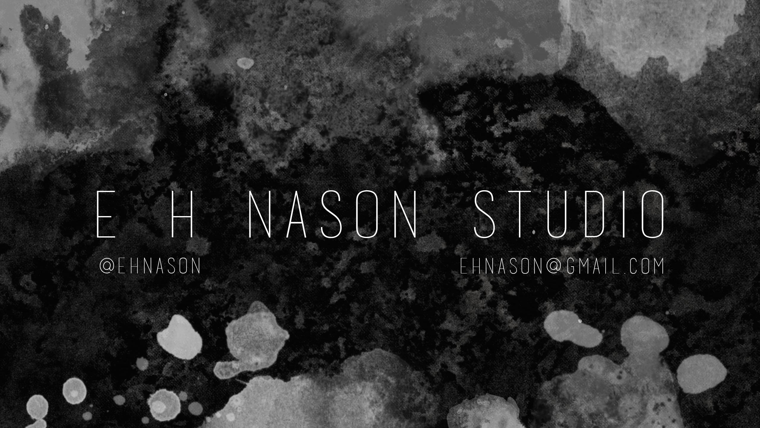 E. H. Nason (@ehnason) Cover Image