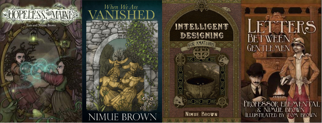 Nimue Brown (@nimue_b) Cover Image