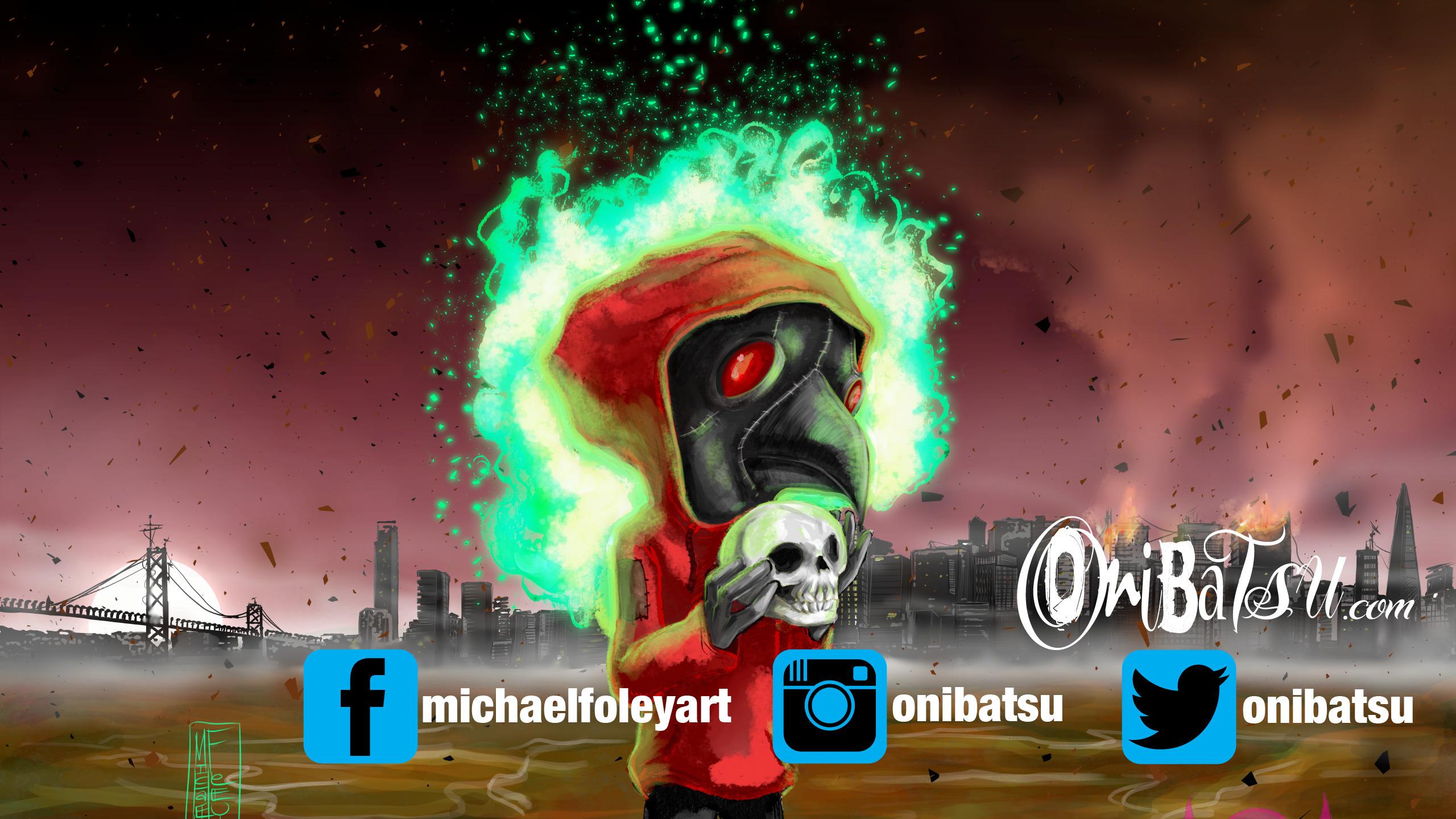 Michael Foley (@onibatsu) Cover Image