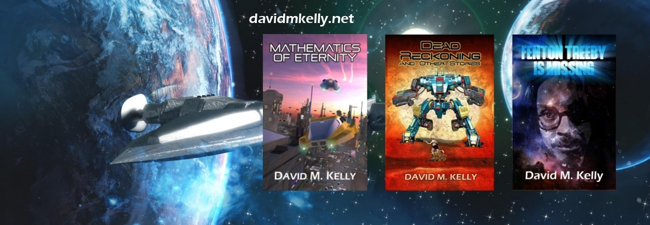 David M Kelly (@davidmkelly) Cover Image
